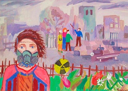 Чернобыль глазами херсонских детей