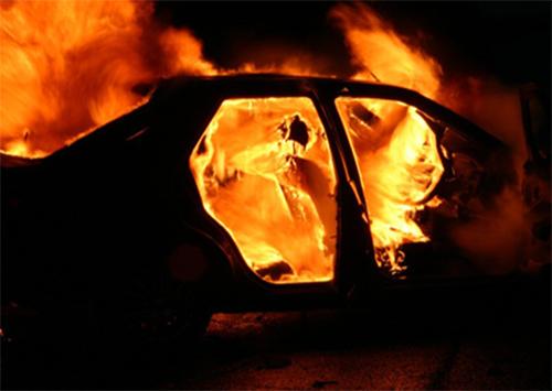 Гибель херсонца в сгоревшем такси оказалась убийством