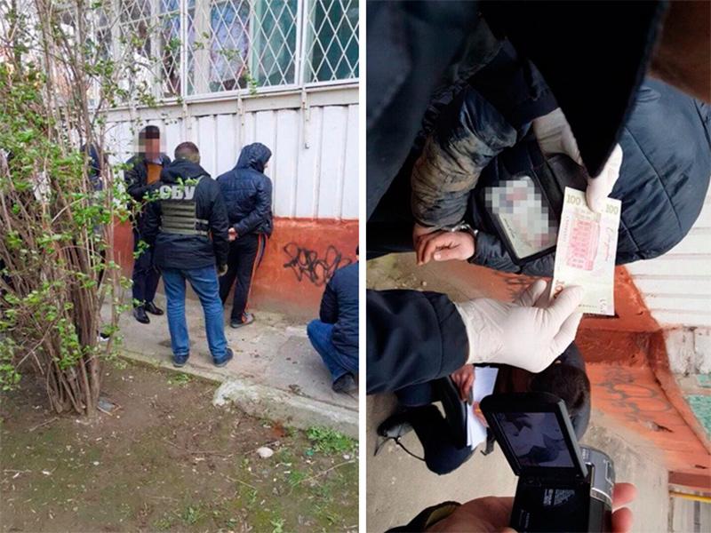 У Херсоні затримали поліцейського - наркоділка