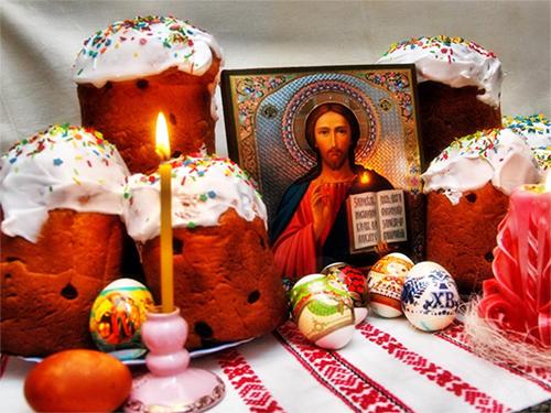 Херсонцам о традициях празднования Пасхи