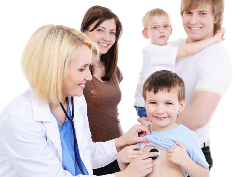 Новокаховчани обирають терапевтів