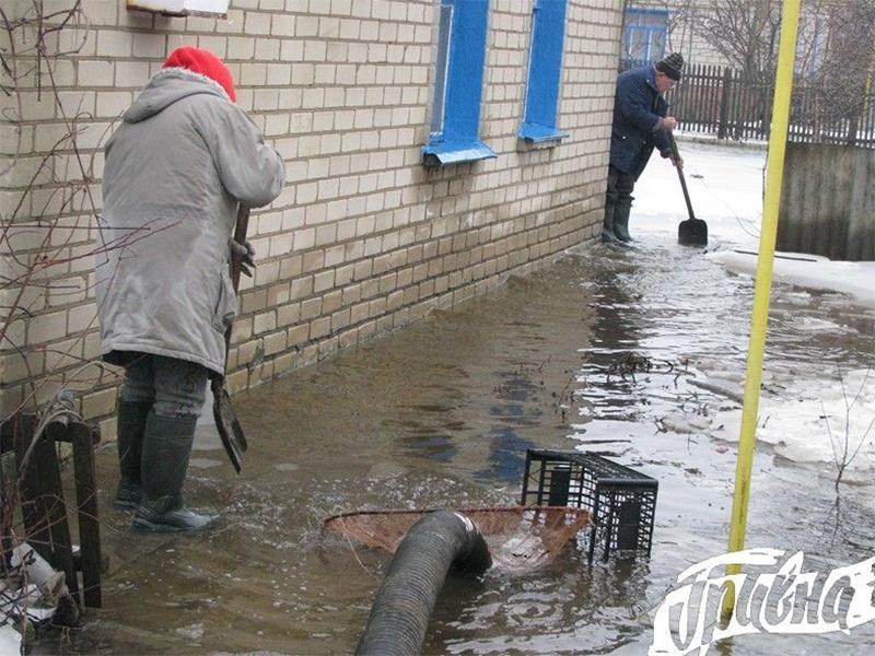 Потоп Херсону не грозит?