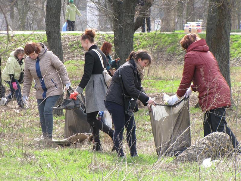 Спільними зусиллями у Херсоні робиться добра справа