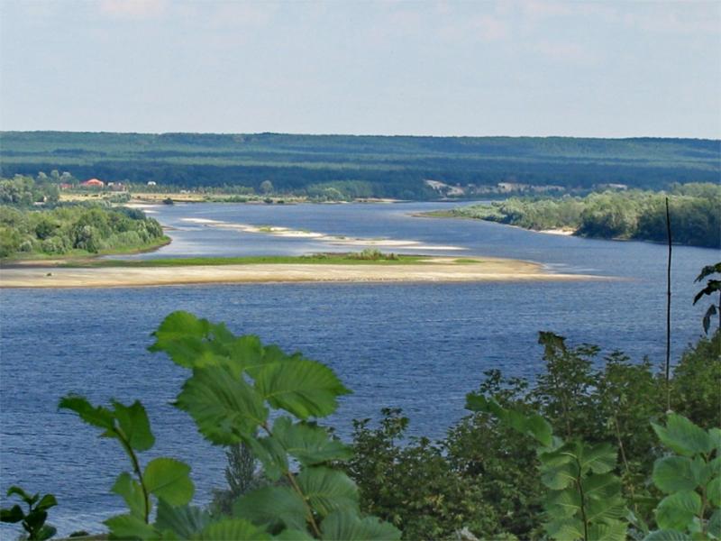 Нестабильным остается уровень воды в низовьях Днепра на Херсонщине