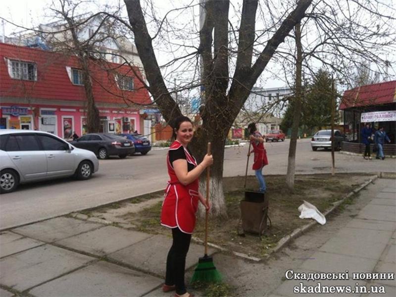Скадовськ після Яковлєва