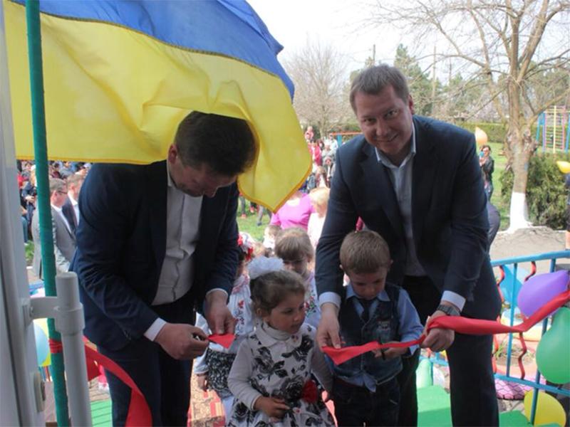 Андрій Гордєєв: Децентралізація відкриває нові можливості для громад на Херсонщині