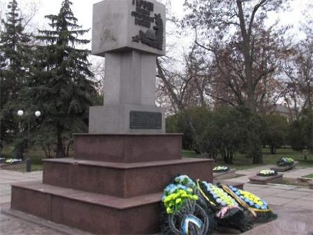 Циничный акт вандализма в селе Новонатальевке Чаплынского района Херсонщины