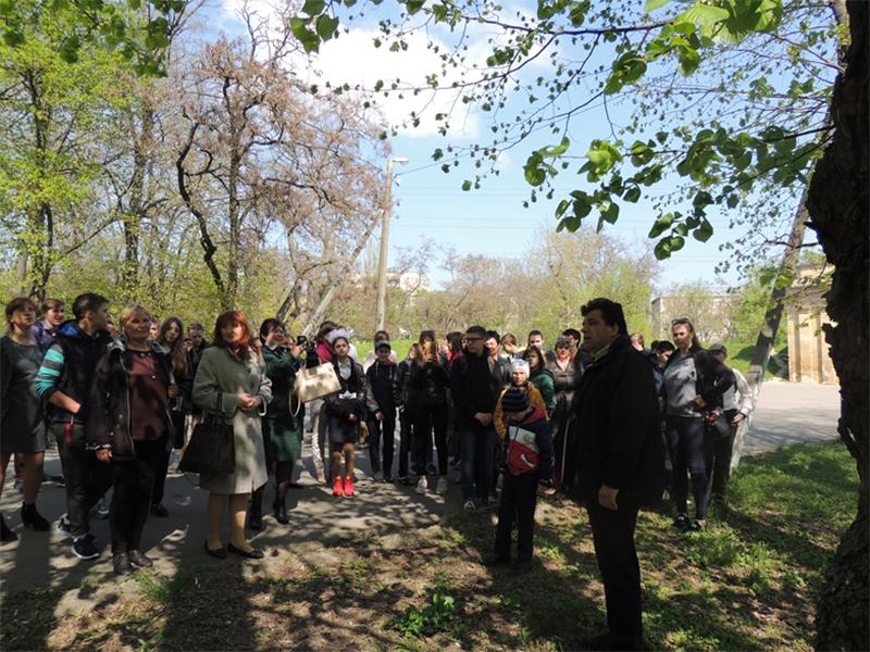 В ХДУ відбулося нагородження переможців акції «Найстаріші дерева Херсонщини»