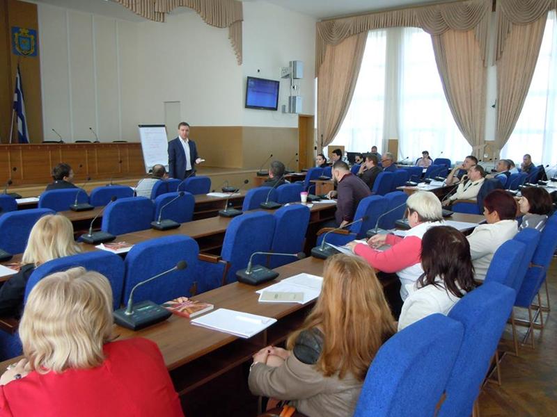 На Херсонщині навчають депутатів місцевих рад