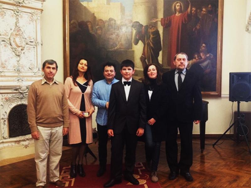 Здобутки херсонських музикантів на Всеукраїнському конкурсі