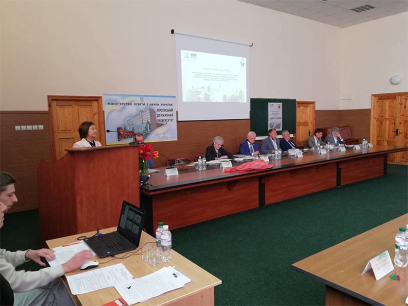 У Херсоні відкрився Всеукраїнський освітній форум