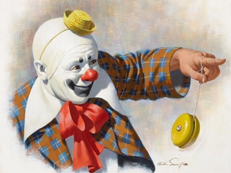 Мудрый херсонец спрашивает: Клоун или барыга?