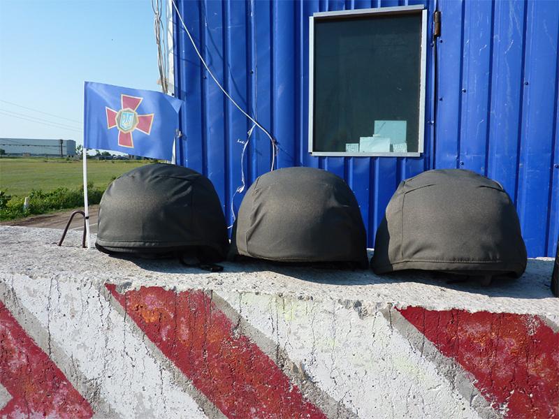 Херсонские нацгвардейцы задержали шестнадцать сепаратистов