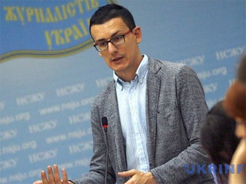 Сергій Томіленко: Професія журналіста має певні стандарти