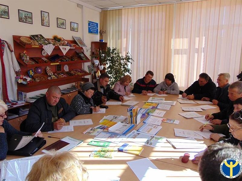 Організація професійного навчання на Херсонщині