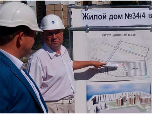 Андрій Яценко: Ми працюємо заради майбутнього Херсонщини