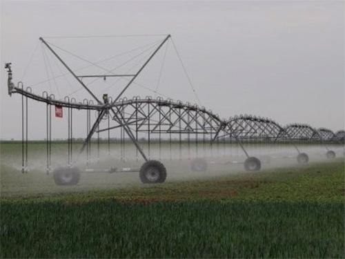 На Херсонщині назріває конфлікт навколо зрошення полів