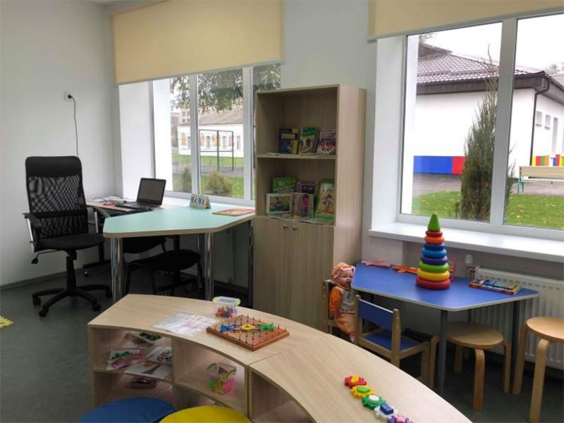 У Бериславі облаштують ресурсну кімнату для дітей