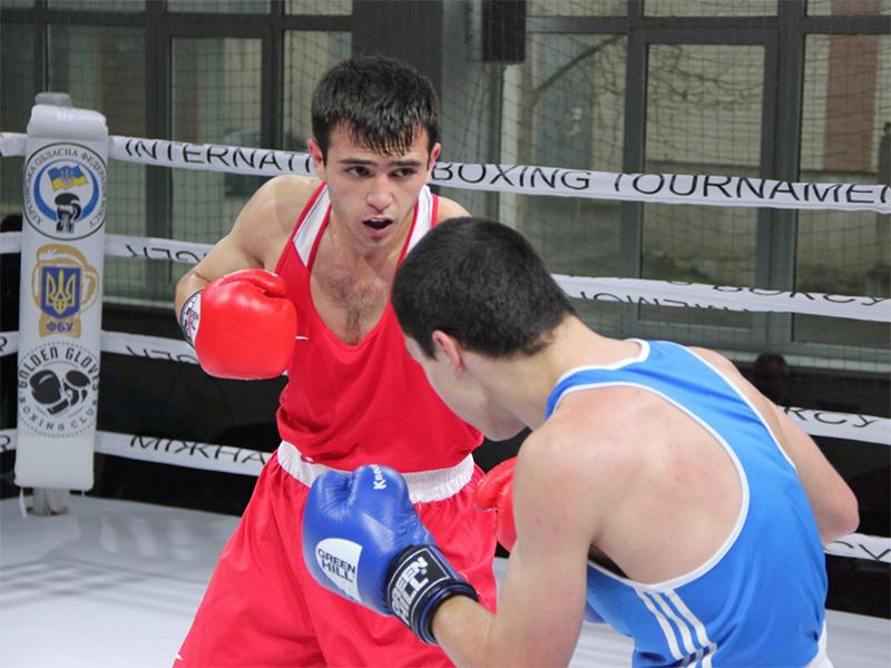 Сегодня состоятся полуфинальные бои международного турнира по боксу памяти Николая Мангера