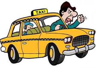 Конкурентные войны херсонских таксистов