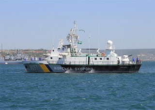 По Азовскому морю диверсанты на Херсонщину не попадут