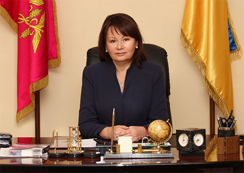 Алёна Ротова: «Мы защищаем законные интересы херсонцев»
