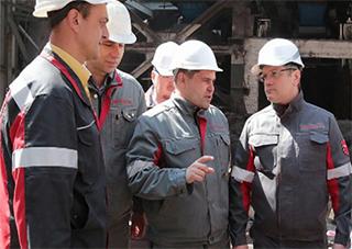 Необходима модернизация промышленности страны