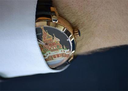 Часы для Владимира Мыколаенко