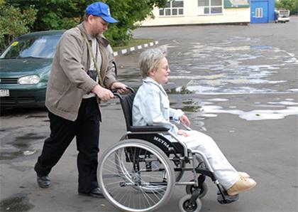 Почему мы не видим инвалидов на улицах Херсона