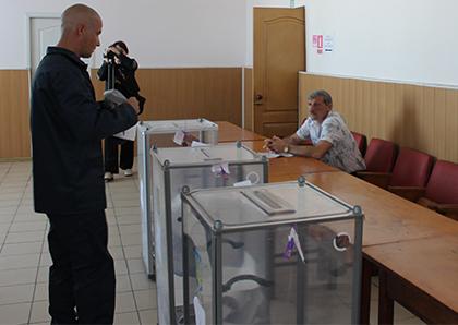 На Херсонщині в чотирьох виправних установах засуджені  вже 100% проголосували
