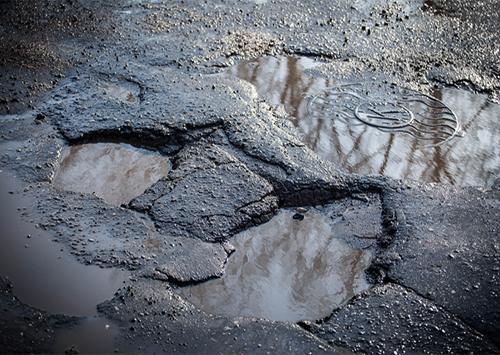 Местным советам Горностаевского района ничего не перепало на ремонт дорог