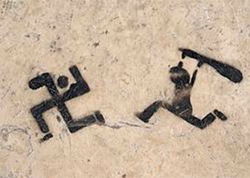 Херсонская милиция расследует «праздничные» акты вандализма