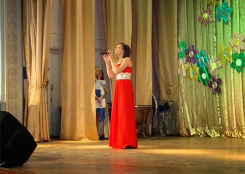 В Херсоне провели благотворительный концерт для сбора средств участнику АТО