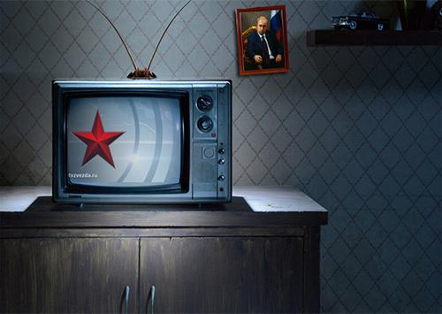 На Херсонщині: «Зелені чоловічки» з телевізора