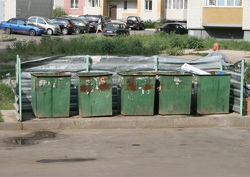 Херсон выделит больше 200 тысяч гривен на обустройство площадок под мусорными баками в пригородах