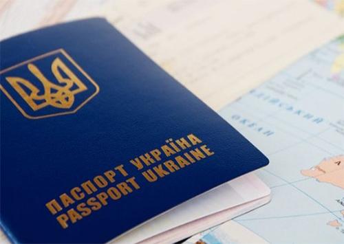 Жителі Херсонщини оформляють закордонні паспорти