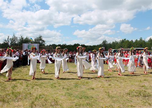 На Херсонщине состоялся этно-эко-фестиваль «Таврийские хутора»