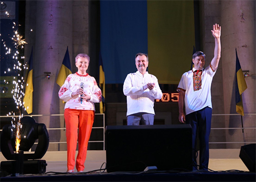 XVII Міжнародний театральний фестиваль «Мельпомена Таврії» - відкрито!
