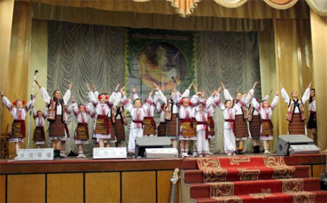 У Новій Каховці стартував фестиваль народної музики «Чумацький шлях»