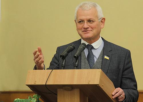 Олександр Співаковський розповів про початок у Херсоні великого міжнародного проекту