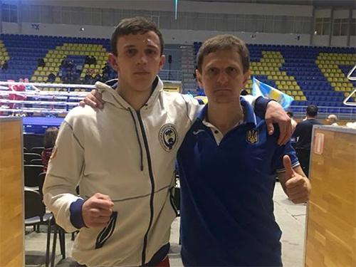 Херсонский боксер одержал уверенную победу на матчевой встрече «Четырех стран»