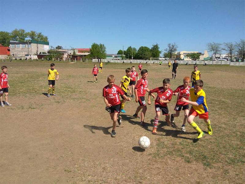 На Херсонщині тривають змагання за футбольний Кубок Андрія Путілова