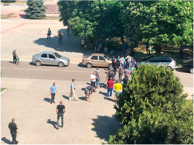Уголовный финал коллективного побоища на Херсонщине