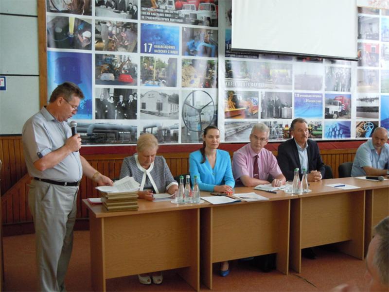 Олена Урсуленко за створення безпечних умов для праці
