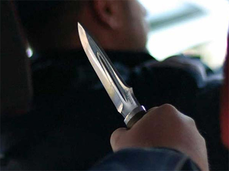 На Херсонщине пассажир водителю хотел отрезать голову