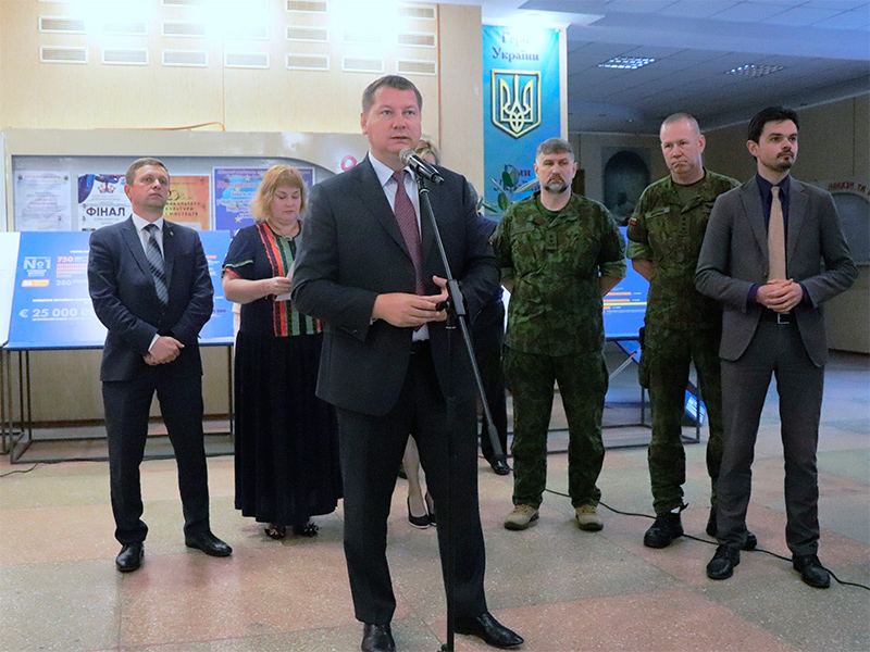 Андрій Гордєєв: «Ми маємо розуміти, що таке НАТО»