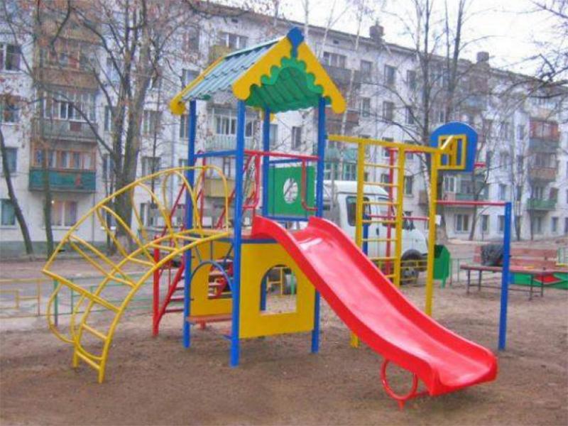 На Херсонщине появится новый игровой комплекс под открытым небом