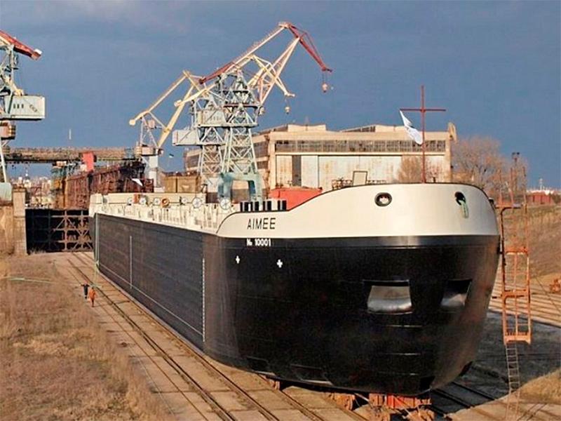 Смарт Мэритайм Груп построит еще один танкер для голландской VEKA Group