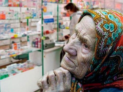 В Херсоне даже лекарства «кусочками» продают