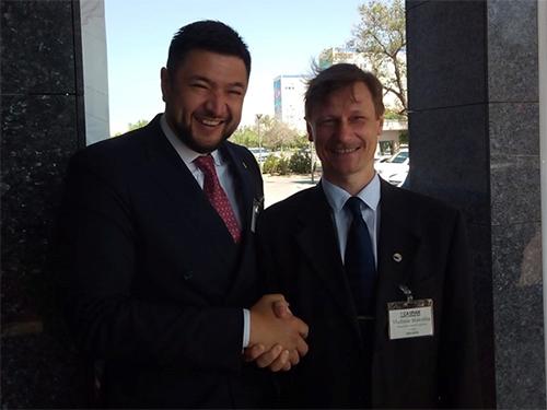 Новые перспективы для Херсона ищут в Казахстане